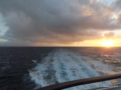 Sunrise Approaching Santiago de Cuba 06-02-2014 06-37-21
