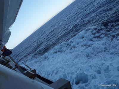 Coastline approaching Santiago de Cuba 06-02-2014 07-37-55