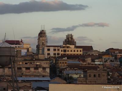 Sunset over Santiago de Cuba 06-02-2014 17-51-44