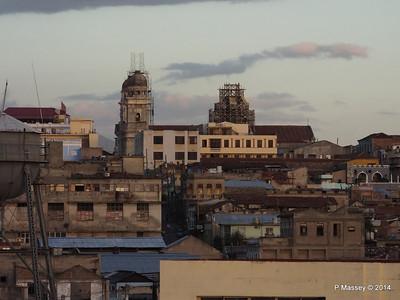 Sunset over Santiago de Cuba 06-02-2014 17-51-40