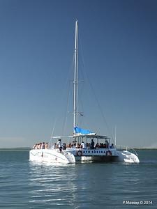 CAYO SABINAL departing Antilla 05-02-2014 09-36-39