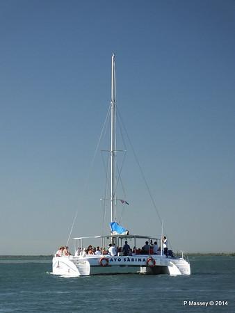 CAYO SABINAL departing Antilla 05-02-2014 09-37-11