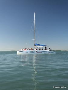 CAYO SABINAL departing Antilla 05-02-2014 09-36-18