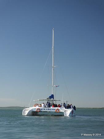 CAYO SABINAL departing Antilla 05-02-2014 09-36-53