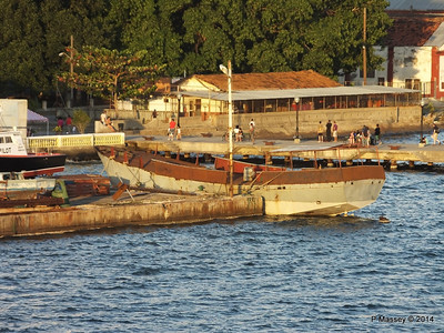 Cienfuegos Tugs & Misc Vessels 8 Feb 2014
