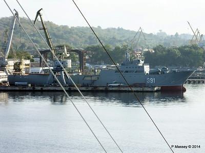 RIO DAMUJI no 391 ex Freezer Trawler 10-02-2014 08-31-02
