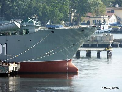 RIO DAMUJI no 391 ex Freezer Trawler 10-02-2014 10-12-32