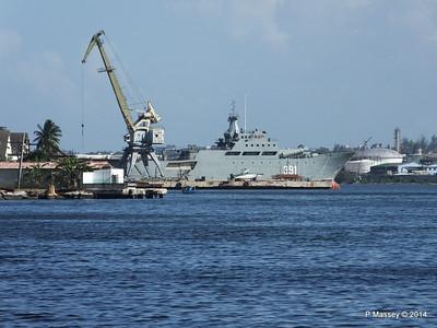 RIO DAMUJI no 391 ex Freezer Trawler 02-02-2014 14-16-19