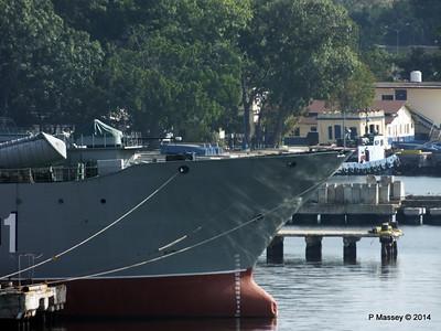 RIO DAMUJI no 391 ex Freezer Trawler 10-02-2014 10-12-20