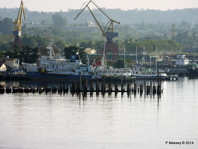 CARLOS M de CESPEDES Navy Training Havana 10-02-2014 08-31-18