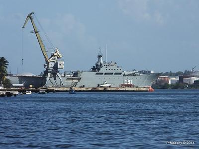 RIO DAMUJI no 391 ex Freezer Trawler 02-02-2014 14-18-03