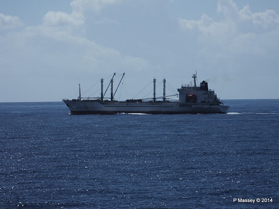 FRIO IONIAN Santiago de Cuba 06-02-2014 11-10-22