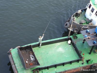 CAMILO tug LA HABANA waste disposal 10-02-2014 10-10-09