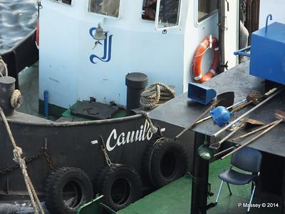 CAMILO tug LA HABANA waste disposal 10-02-2014 10-09-45