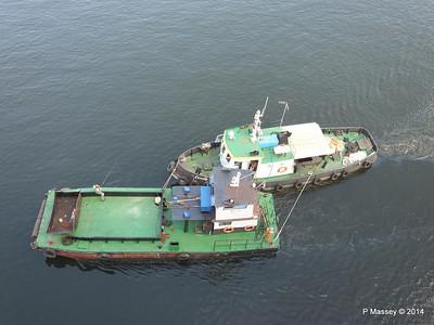 CAMILO tug LA HABANA waste disposal 10-02-2014 10-10-23