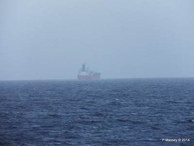 Unknown Distant Vessel 04-02-2014 17-37-24