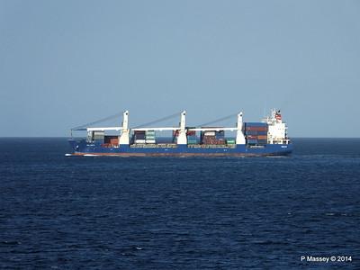 SCL ANITA Departing Havana 01-02-2014 16-29-50