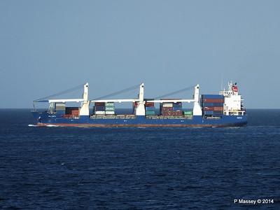 SCL ANITA Departing Havana 01-02-2014 16-29-58