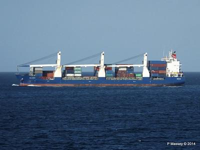 SCL ANITA Departing Havana 01-02-2014 16-29-44