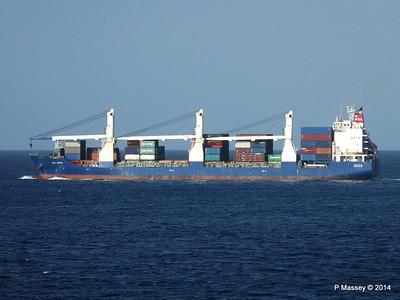 SCL ANITA Departing Havana 01-02-2014 16-30-29