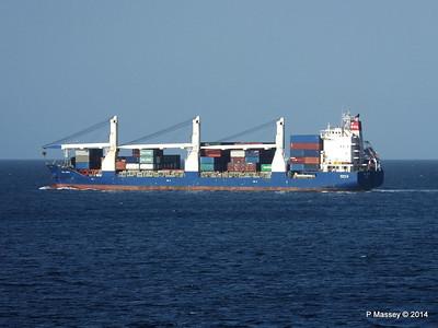 SCL ANITA Departing Havana 01-02-2014 16-30-54