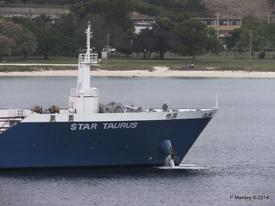 STAR TAURUS Montego Bay 07-02-2014 17-56-03