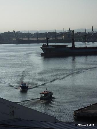 Havana Harbour 10-02-2014 08-32-57