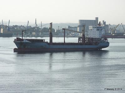 VEGA POLLUX Havana 10-02-2014 08-20-15
