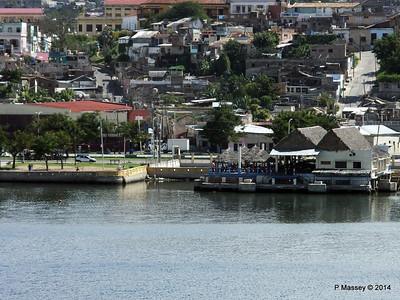 Restaurant by Port Santiago de Cuba 06-02-2014 11-40-52