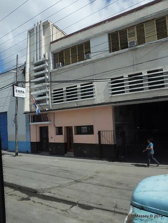 Port Exit Road Santiago de Cuba 06-02-2014 12-50-02