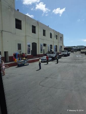 Port Souvenir Stalls Santiago de Cuba 06-02-2014 12-49-12