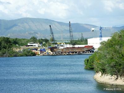 Shipbuilding Bahia Nispero Santiago de Cuba 06-02-2014 14-54-32