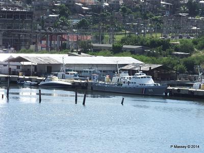 6 Cuban Coast Guard Vessels 015 Santiago de Cuba 06-02-2014 11-40-13