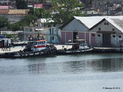 POLARGO 3 POLAR 7 Tugs Santiago de Cuba 06-02-2014 11-40-42