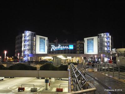 HAM Radisson Blu 7 Nov 2014
