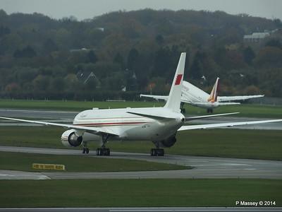 A9C-HMH Bahrain Royal Flight 767 Germanwings Airbus A319 D-AGWX HAM PDM 08-11-2014 11-37-023