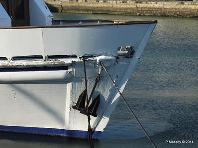 CAROLINE Closed Oyster Bar Bassin du Commerce Le Havre PDM 10-11-2014 16-45-43