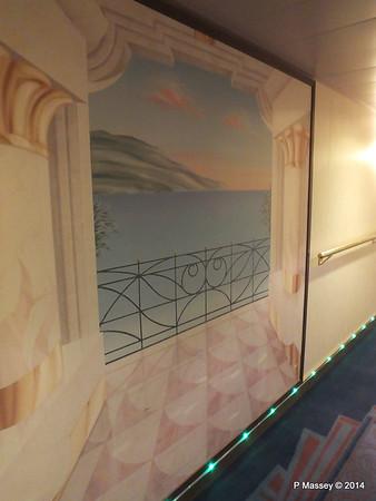 Deck 9 Cabin Hallway MSC MAGNIFICA PDM 09-11-2014 15-47-48