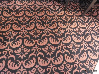 Quattro Venti Restaurant Carpet MSC MAGNIFICA PDM 09-11-2014 16-24-36