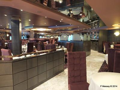 Quattro Venti Restaurant MSC MAGNIFICA PDM 09-11-2014 16-22-55