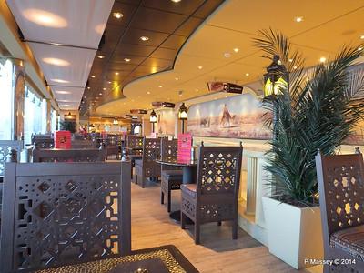 Sahara Buffet Deck 13 aft MSC MAGNIFICA PDM 10-11-2014 18-05-29