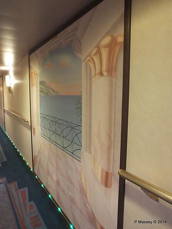 Deck 9 Cabin Hallway MSC MAGNIFICA PDM 09-11-2014 15-47-10