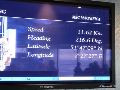 MSC MAGNIFICA Voyage information PDM 09-11-2014 16-06-006