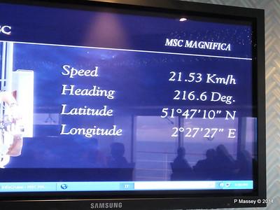 MSC MAGNIFICA Voyage information PDM 09-11-2014 16-06-05