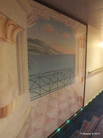 Deck 9 Cabin Hallway MSC MAGNIFICA PDM 09-11-2014 15-47-49