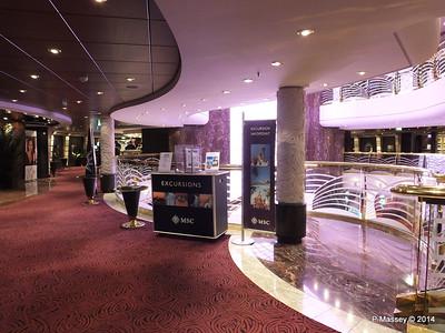 Atrium Deck 6 stb Shore Excursions MSC MAGNIFICA PDM 10-11-2014 10-27-22