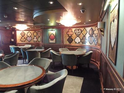 Card Room Deck 7 midship MSC MAGNIFICA PDM 10-11-2014 10-22-05