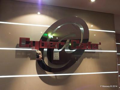 Cyber Cafe Deck 7 port MSC MAGNIFICA PDM 09-11-2014 12-32-12