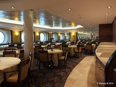 La Caravella Dining Room aft Aida Deck 5 MSC OPERA PDM 06-10-2014 16-25-48