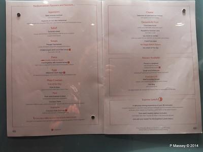 La Caravella Dining Room aft Aida Deck 5 MSC OPERA PDM 06-10-2014 16-28-001
